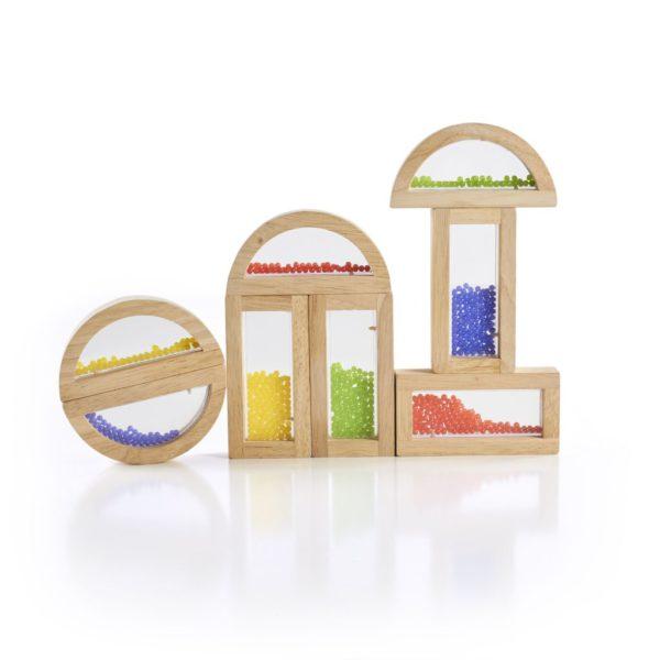 Rainbow Blocks - Crystal Bead - EN