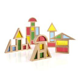 Rainbow Blocks - 30 pc. set - EN