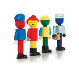 Better Builders® Community People - 21 pc. set - EN