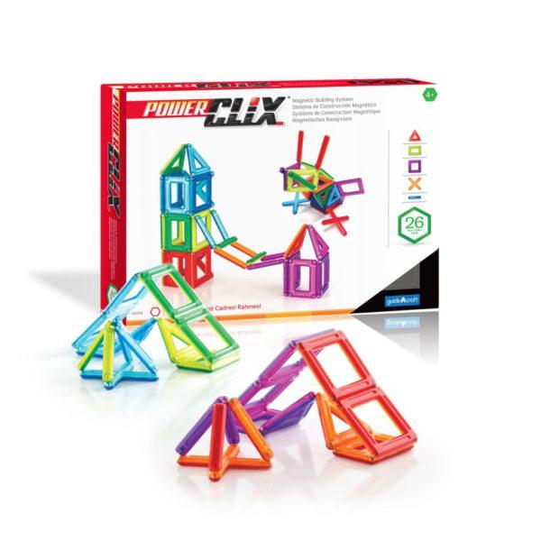 PowerClix® Frames - 26 pc. set - EN