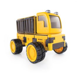 PowerClix® Construction Vehicle Set - EN