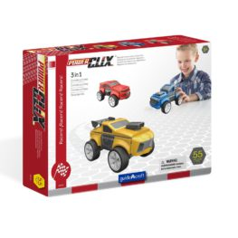 PowerClix Racers Design Set - EN